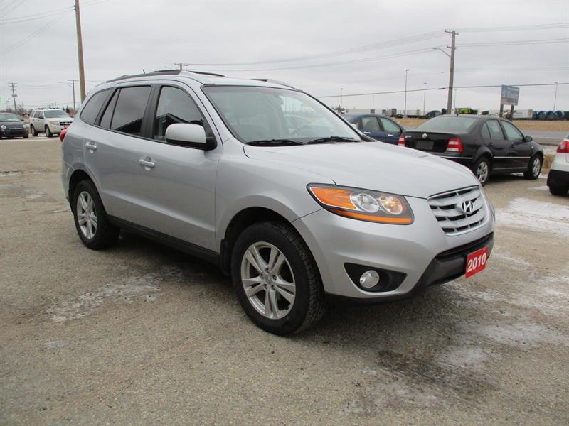 2010 Hyundai Santa Fe GL #1117