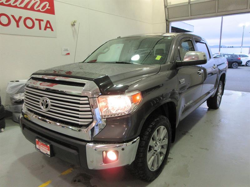 2015 Toyota Tundra 4WD Crewmax Limited #20350BXH