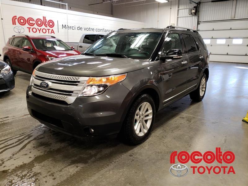 Ford Explorer 2015 * XLT * GR ÉLECTRIQUES * BLUETOOTH * #90161A-60