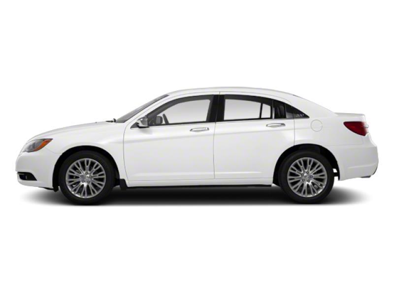 2012 Chrysler 200 Touring #18UP598