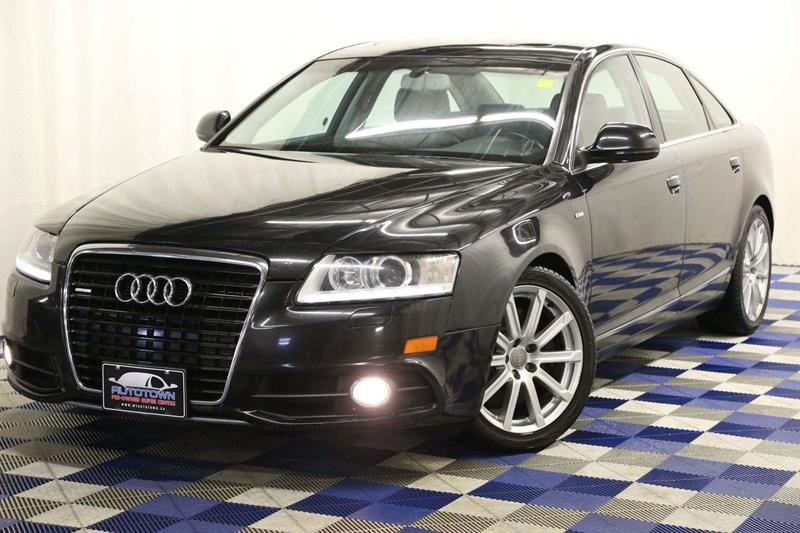 2010 Audi A6 S-Line AWD/HTD SEATS/LEATHER #LUX14SW02214AA