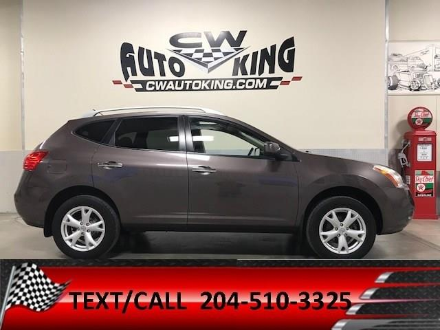 2010 Nissan Rogue SL/Low Kms/All Wheel/Remote Start/Heated Seats #20042320
