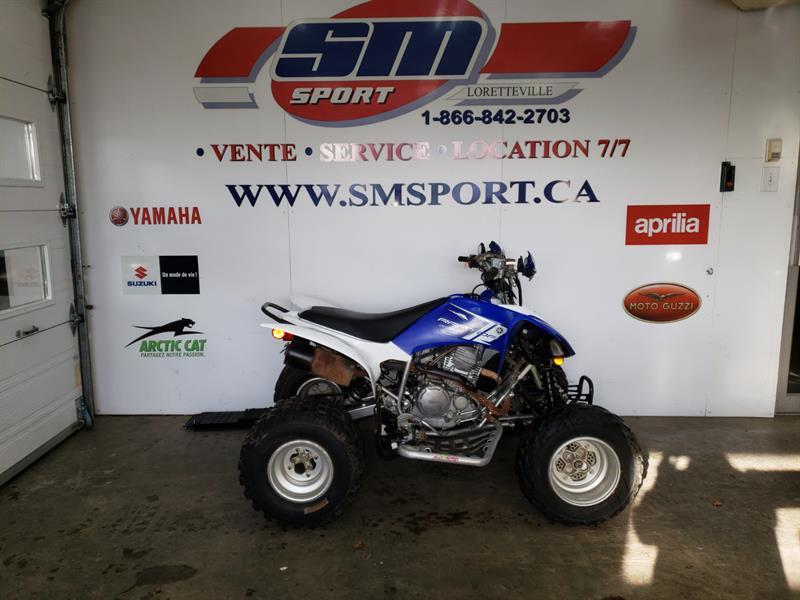 Yamaha Raptor 250 2013