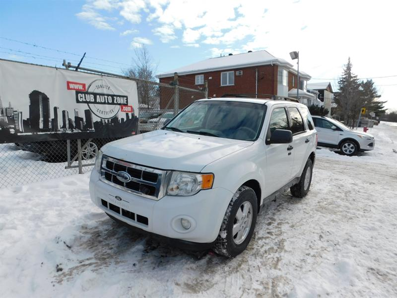 Ford Escape 2009 AWD XLT AUTOMATIQUE #9KC18427