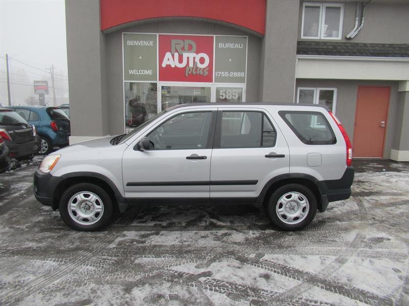 Honda CR-V 2005 4WD LX Auto #10122