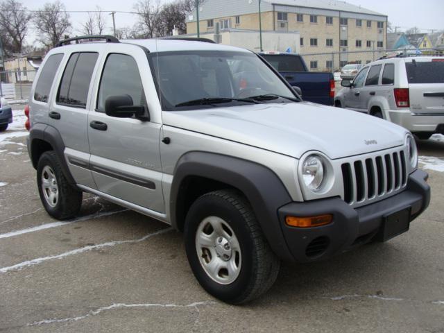 2003 Jeep Liberty SPORT #1628