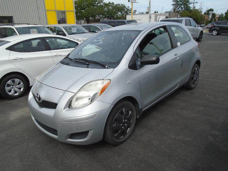 Toyota Yaris 2010 HATCHBACK #63345