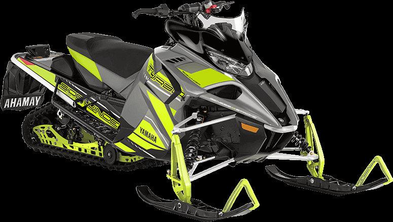 Yamaha SIDEWINDER LTX SE 137 2018