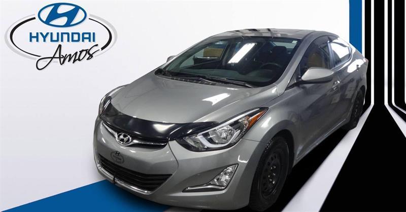 Hyundai Elantra 2016 Sport #18132A