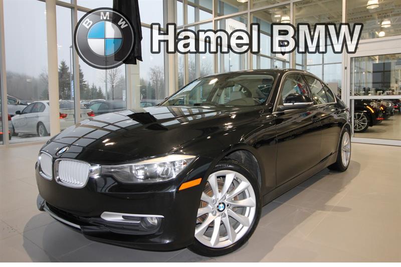 BMW 3 Series 2014 4dr Sdn 320i xDrive AWD 1,9% 84 MOIS #u18-279