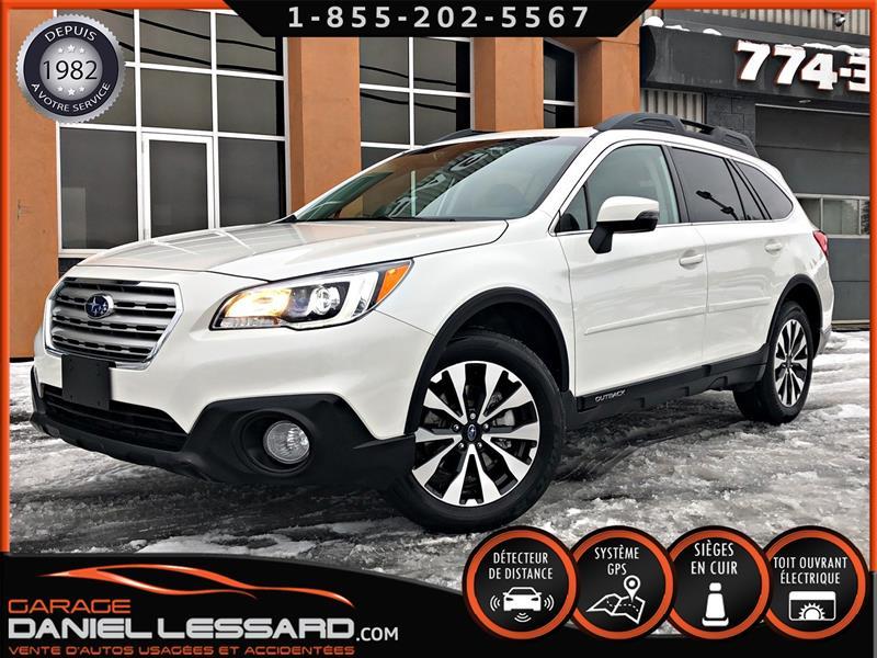 Subaru Outback 2017 LIMITED EYE SIGHT, GPS, CUIR, TOIT ET PLUS #78560