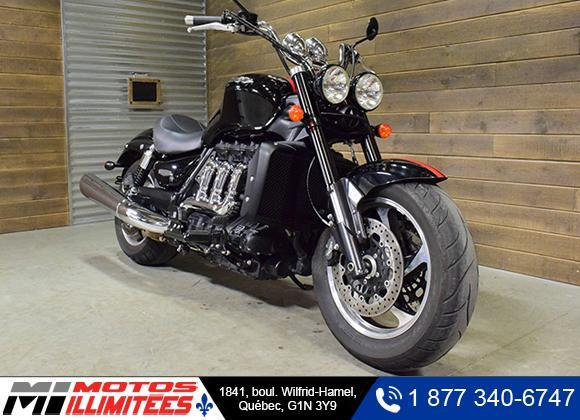 Triumph Rocket III Roadster 2014