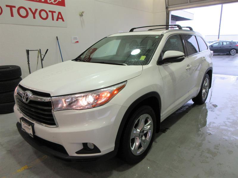2016 Toyota Highlander AWD Limited #20479AX