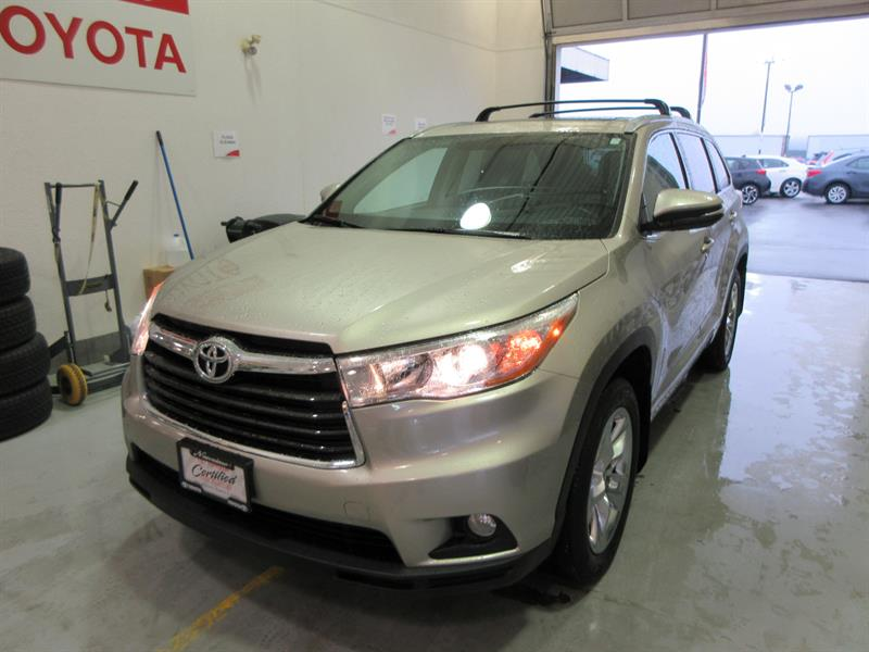 2015 Toyota Highlander AWD Limited #20469A