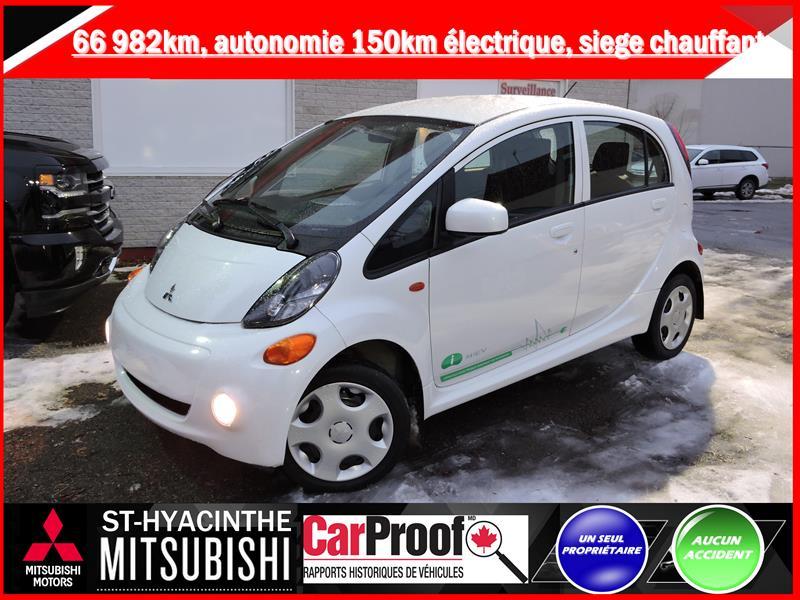 Mitsubishi i-MiEV 2012 ES (150km autonomie) #18311A