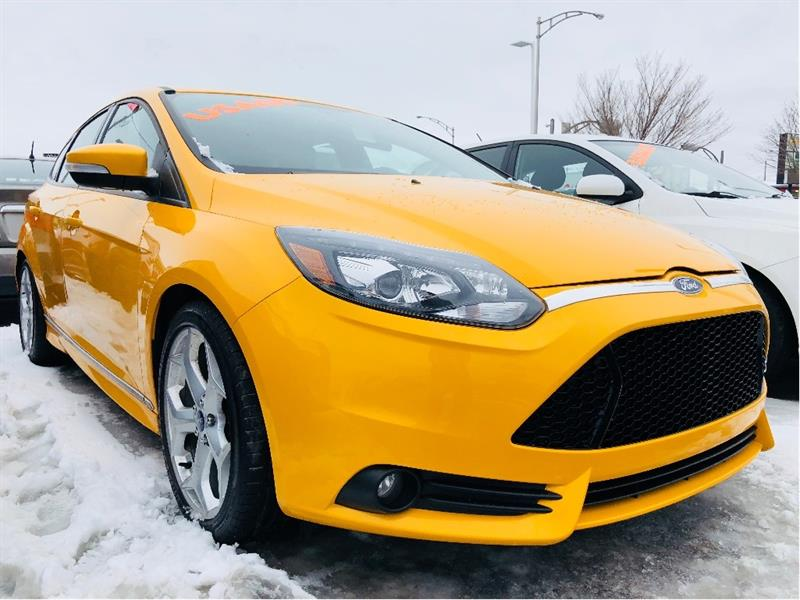Ford FOCUS 2013 ST #13532F