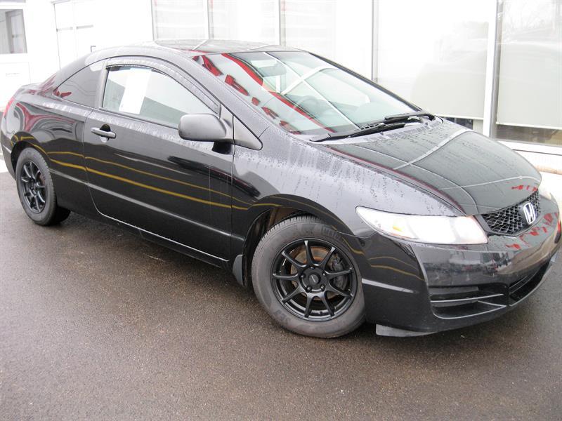 2010 Honda Civic Cpe 2dr Auto DX-G #J319A