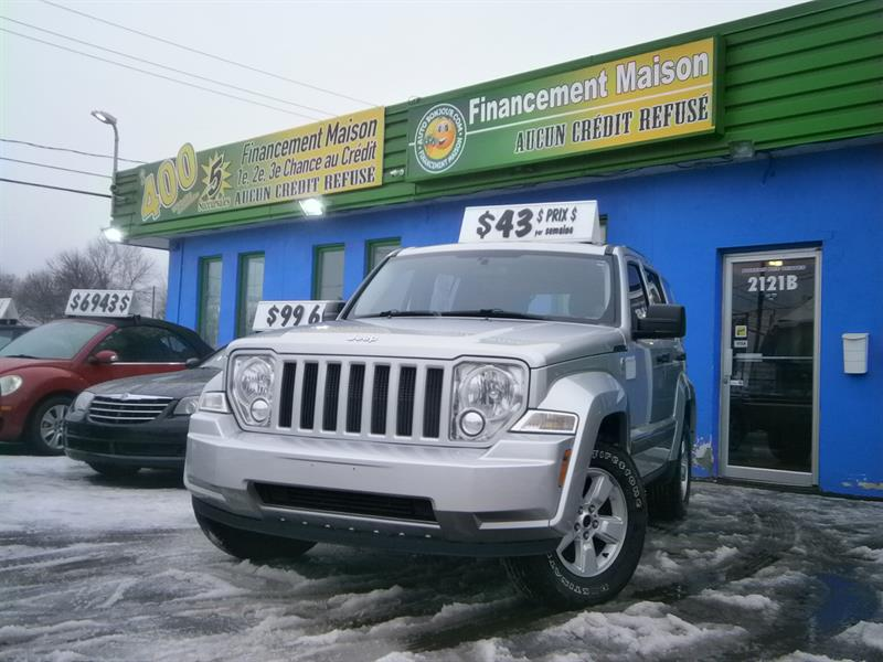 Jeep Liberty 2011 4WD 4dr #18-096