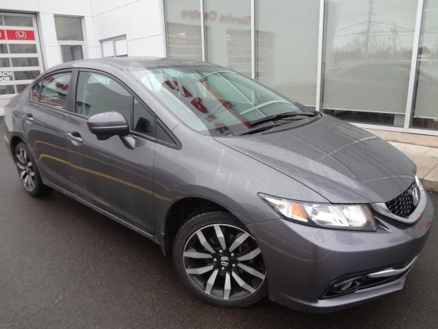 2014 Honda Civic Sedan 4dr CVT Touring #P1635A