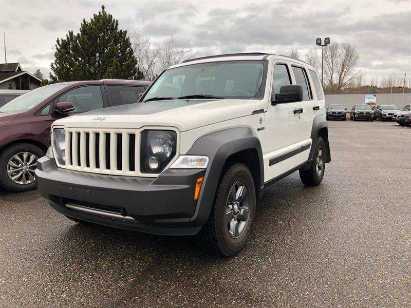 2010 Jeep Liberty 4WD 4dr Renegade #PG11547A