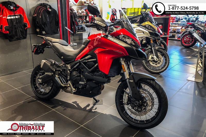 Ducati Multistrada 950 SW 2018