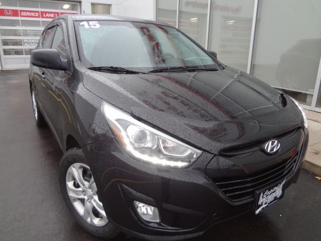 2015 Hyundai Tucson FWD 4dr GL #J487A