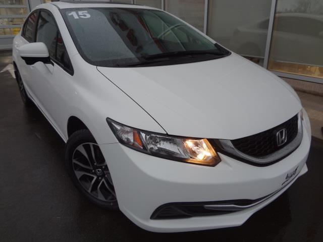 2015 Honda Civic Sedan 4dr Auto EX #J157TA