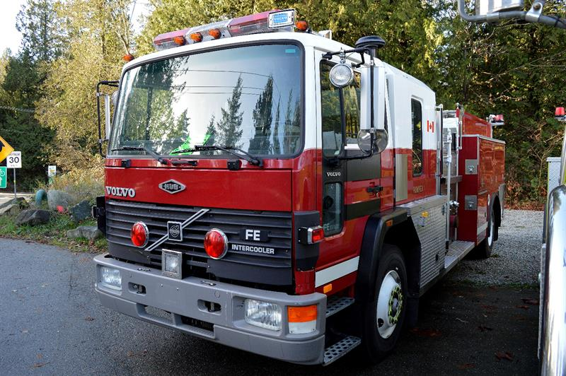 1992 Volvo Other FE - Fire Truck #SCK471575