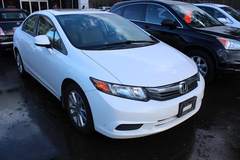 2012 Honda Civic Sdn 4dr Auto EX #12227A