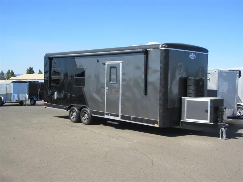 2019 Cargomate Blazer 8.5x24 Custom Toy Hauler