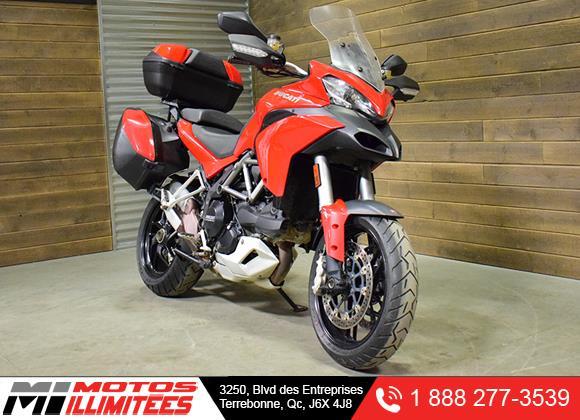 Ducati Multistrada 1200 S 2013