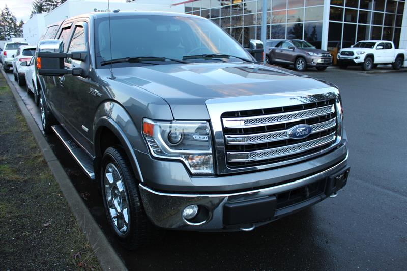 2014 Ford F-150 4WD SuperCrew #12265A