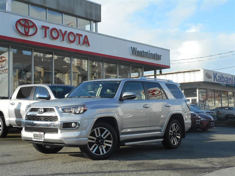2016 Toyota 4Runner Limited #P6739T