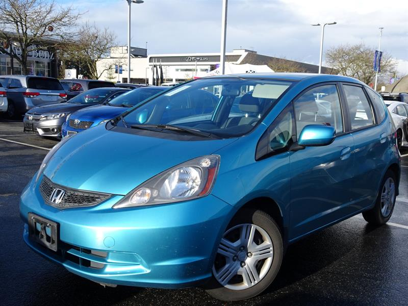 2013 Honda FIT LX AT! Honda Certified Extended Warranty to 160,00 #LH8426