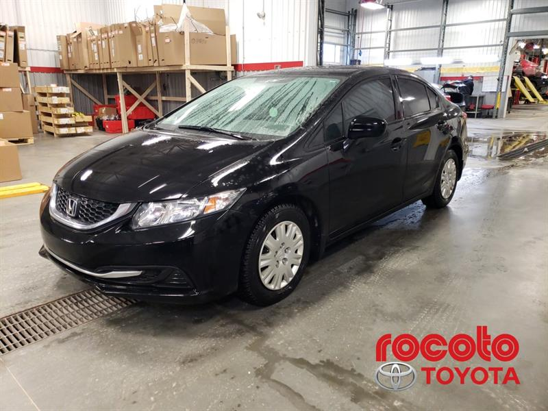 Honda Civic Sedan 2015 * LX * AIR CLIMATISÉE * BLUETOOTH * #81136A-01