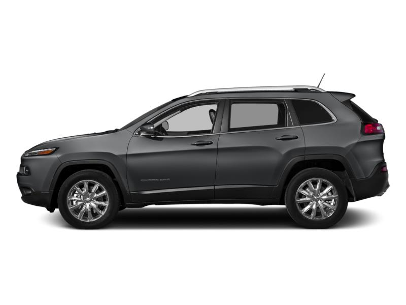 2017 Jeep Cherokee #18UP596A