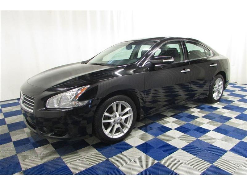 2011 Nissan Maxima SV/ACCIDENT FREE/LEATHER/SUNROOF/HTD SEATS #11NM25509