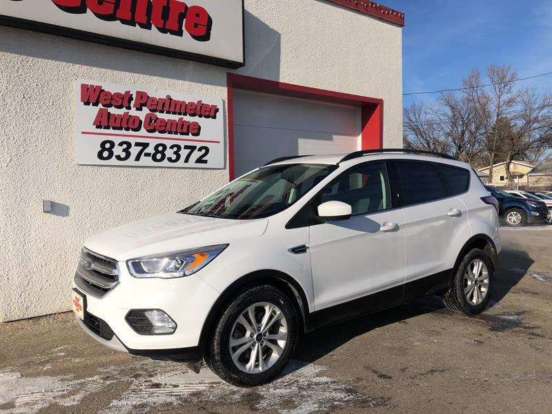 2017 Ford Escape SE AWD BACKUPCAM POWER HATCH #5487
