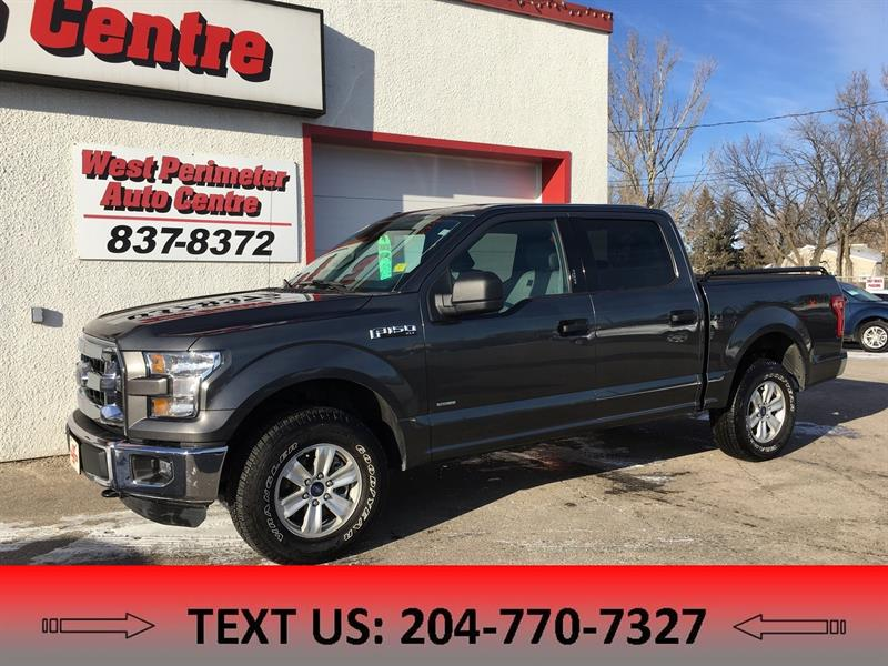 2016 Ford F-150 XLT Crew **Eco Boost* 4X4** #5156