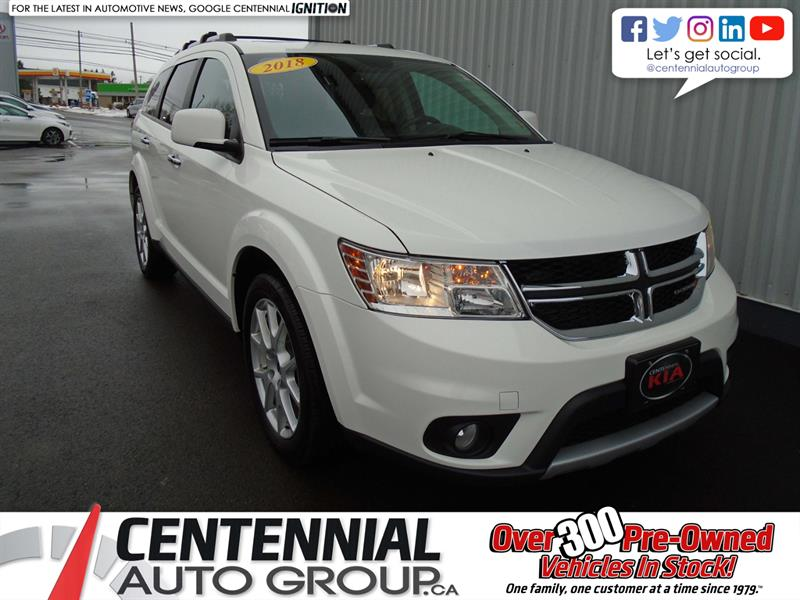 2018 Dodge Journey GT | AWD |  #U799A