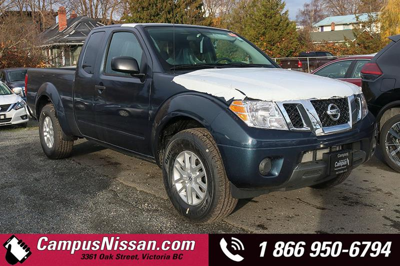 2019 Nissan Frontier SV RWD King Cab Standard Bed #9-T101