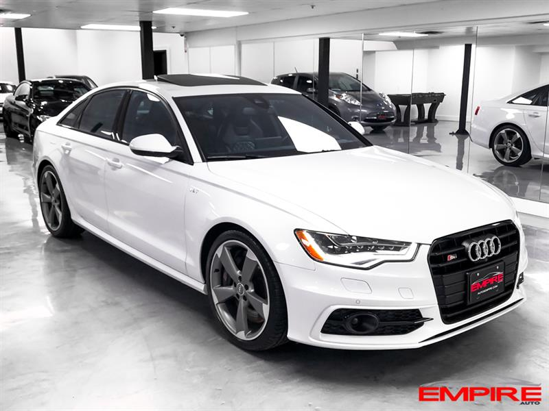 2015 Audi A6 S6 V8 4.0T TWIN TURBO 420HP #A023181