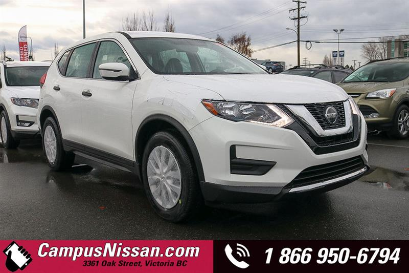 2019 Nissan Rogue S FWD #9-P076-NEW-NEW