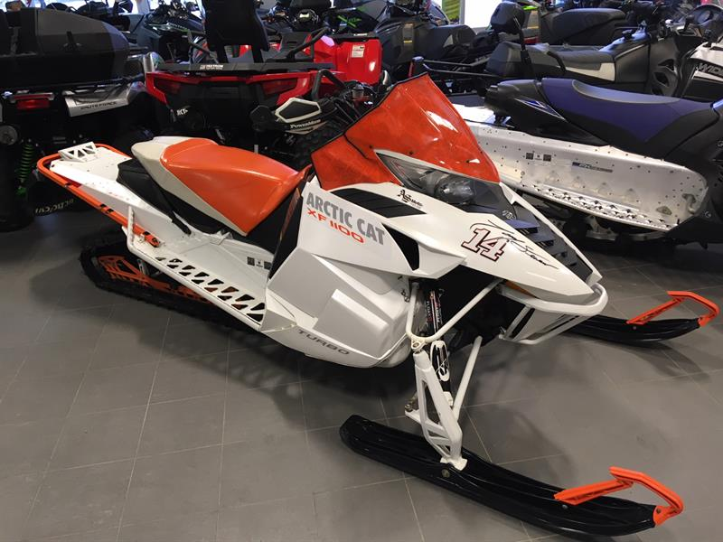 Arctic Cat XF 1100 2012