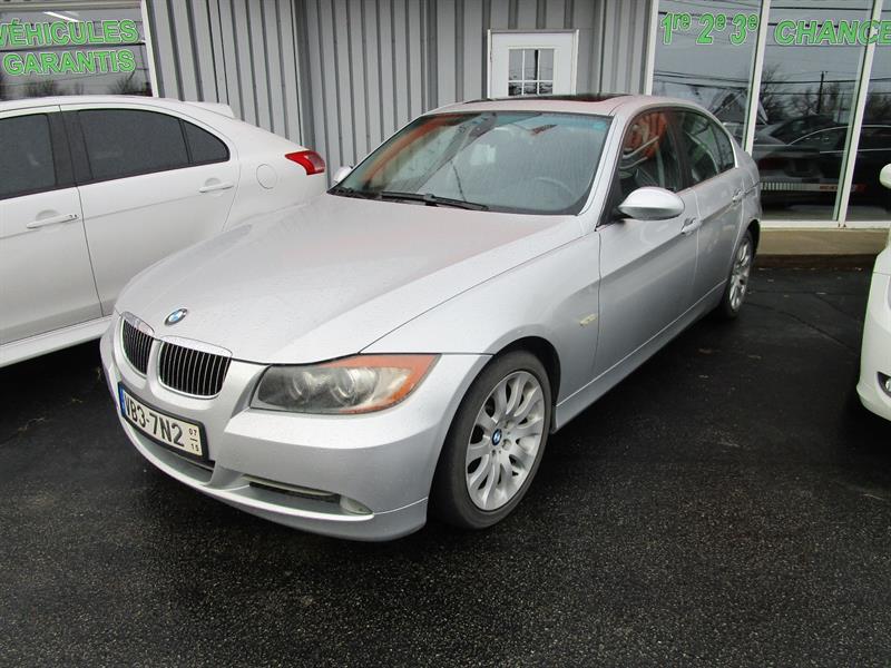 BMW 3 Series 2006 4dr Sdn RWD 330i #2419