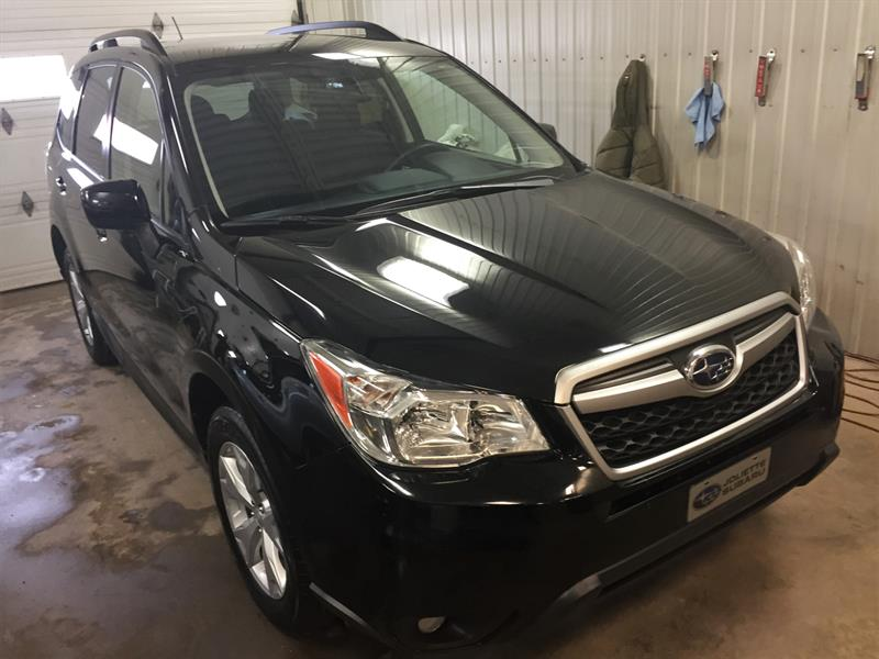 Subaru Forester 2015 CVT 2.5i Commodité #U1699