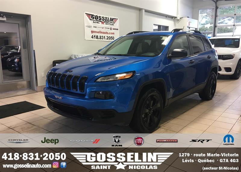 Jeep Cherokee 2017 ALTITUDE 4X4  #J4280Z