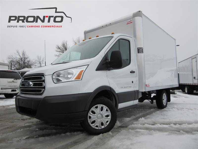 Ford Transit Cutaway 2015 T-250 ** CUBE 12 PIEDS ** #1504
