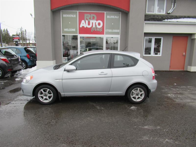 Hyundai Accent 2009 3dr HB AIR #10135