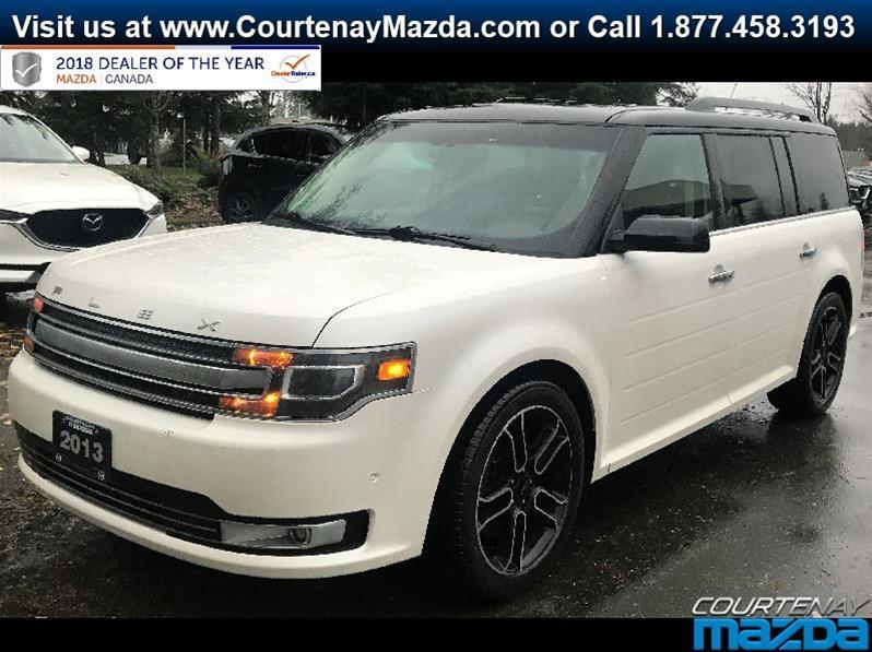2013 Ford Flex Limited 4D Util EcoBoost AWD #P4754